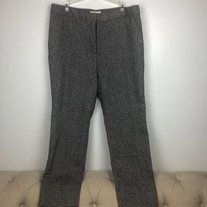 Talbots tweed pant